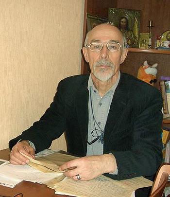 Владимир Фёдорович Волков